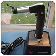 Monocular Indirect Ophthalmoscope