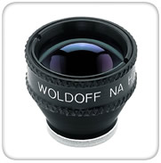 Ocular Woldoff High Magnification Vitrectomy Lens