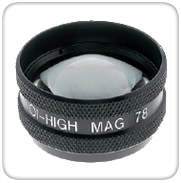 Ocular Maxlight High Mag 78 Lens